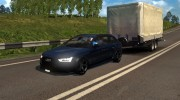 Audi A4 Avant (B8) for Euro Truck Simulator 2 miniature 1