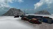 Антарктика for Euro Truck Simulator 2 miniature 5