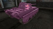 Шкурка для Pink Panther II для World Of Tanks миниатюра 4