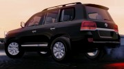 Toyota Land Cruiser 200 2016 для GTA San Andreas миниатюра 3