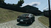Dodge Charger RT Hemi 2008 для GTA 4 миниатюра 4