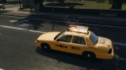 Ford Crown Victoria NYC Taxi 2012 для GTA 4 миниатюра 8