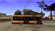 Ikarus Е91 for GTA San Andreas miniature 5