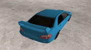 Subaru Impreza 2.0 WRX STI for GTA Vice City miniature 5