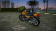 Kawasaki Z1 1975 for GTA Vice City miniature 4