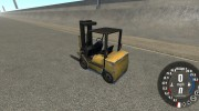 Forklift for BeamNG.Drive miniature 4