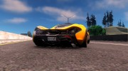 McLaren P1 Sound for GTA San Andreas miniature 3
