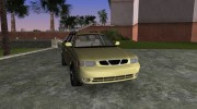 Daewoo Nubira I Kombi US 1999 for GTA Vice City miniature 2