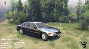 BMW 750Li E38 for Spintires 2014 miniature 1