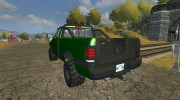 Dodge Ram 4x4 Forest for Farming Simulator 2013 miniature 3