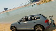 Volkswagen Touareg V8 tdi 1.0 for GTA 5 miniature 4