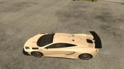 McLaren MP4-12C Speedhunters Edition for GTA San Andreas miniature 2