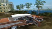 Chevrolet Bel Air 1957 Sedan for GTA Vice City miniature 9