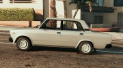 ВАЗ-2107 Lada Riva v1.2 for GTA 5 miniature 2
