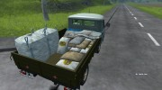 УАЗ 451 v2.0 для Farming Simulator 2013 миниатюра 5