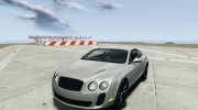 Bentley Continental SS 2010 Le Mansory [EPM] для GTA 4 миниатюра 1