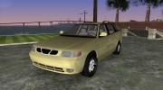 Daewoo Nubira I Kombi US 1999 for GTA Vice City miniature 1