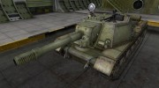Ремоделлинг для ПТ-САУ СУ-152 for World Of Tanks miniature 1