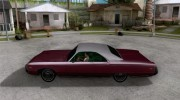 Chrysler 300C 1970 for GTA San Andreas miniature 2