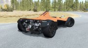 BAC Mono 2011 for BeamNG.Drive miniature 3