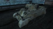 M5 Stuart от sargent67 для World Of Tanks миниатюра 1