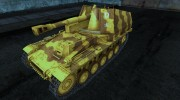 Wespe Gesar 3 for World Of Tanks miniature 1