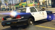 1998 Ford Crown Victoria P71 - LAPD Gang Unit 1.1 для GTA 5 миниатюра 2
