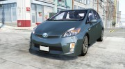 Toyota Prius (XW30) 2009 for BeamNG.Drive miniature 1