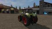 Мод Claas Axion 800 (810, 830, 850) версия 3.0 for Farming Simulator 2017 miniature 4
