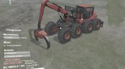 K9000 Skidder for Spintires 2014 miniature 1