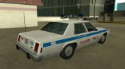 Ford LTD Crown Victoria 1987 Chicago Police Department for GTA San Andreas miniature 3