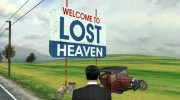 Указатель Welcome to Lost Heaven for Mafia: The City of Lost Heaven miniature 3