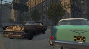 Chevrolet Bel Air 1957 for Mafia II miniature 4