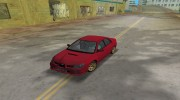 Subaru Impreza WRX STI 2006 для GTA Vice City миниатюра 8