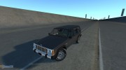 Jeep Cherokee 1984 for BeamNG.Drive miniature 1