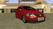 Volkswagen Fox for GTA San Andreas miniature 3