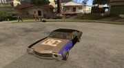 Chevrolet Chevelle SS DC для GTA San Andreas миниатюра 1