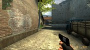 Black p228 with wood grip for Counter-Strike Source miniature 1