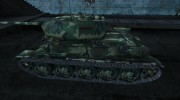 T-34-85 Jaeby 2 для World Of Tanks миниатюра 2