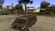 РАФ 2203 Латвия Такси for GTA San Andreas miniature 1