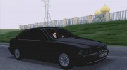 BMW 540i E39 for GTA San Andreas miniature 1