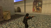 AUS SAS Urban Camo для Counter Strike 1.6 миниатюра 2