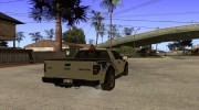 Ford F-150 SVT Raptor V1.0 for GTA San Andreas miniature 4