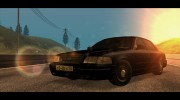 Ford Crown Victoria (2003) для GTA San Andreas миниатюра 2