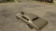 Charger Sabre for GTA San Andreas miniature 3