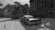 Plymouth Belvedere Sport Sedan 1957 for Mafia II miniature 10