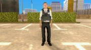 Скин из COD MW 2 Secret Service for GTA San Andreas miniature 5