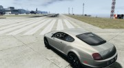 Bentley Continental SS 2010 Le Mansory [EPM] для GTA 4 миниатюра 3