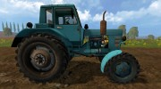 МТЗ 82 Small Kabin для Farming Simulator 2015 миниатюра 2