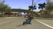 End Of Days: XM8 (HD) для GTA San Andreas миниатюра 5